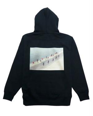 MOTOKI NAKATANI コラボ hoodie