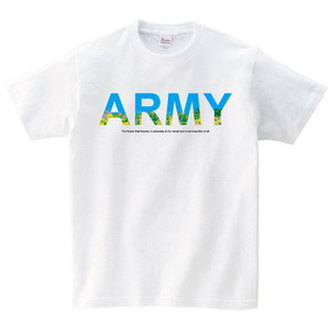 ARMY青空 Tシャツ