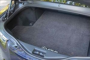Lexus LC 500/500h Carpet Trunk Mat