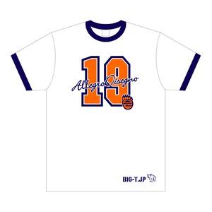 入荷!No.19 トリムTシャツ (厚手)6.2oz <※サイズがタイト目の商品です>
