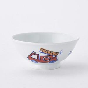 消防車・飯碗