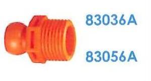 """83056A 汎用クーラントホース3/8"""" 1/2"""" NPTコネクター"""