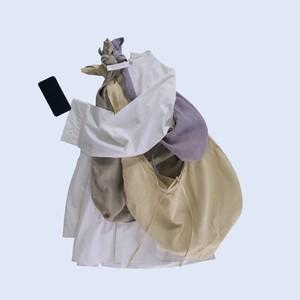 Dyed Linen Bag(Large)