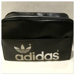 1970s Adidas Peter Black Ltd Shoulder Bag Made In England