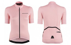 cafe du cycliste  (Women'sモデル)  FLEURETTE JERSEY