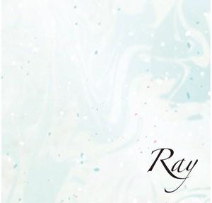 1st.mini Album『Ray』