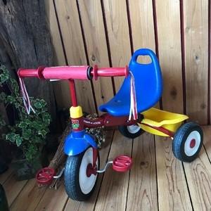 ≫RADIO FLYERラジオフライヤー三輪車*#21フォルド2ゴートライク*折り畳み*キッズ子供乗用玩具おもちゃ*アメリカンインテリアディスプレイ