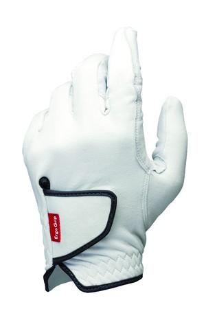 ゴルフ用 EGO-1802(ホワイト)  ※レディスサイズにも対応