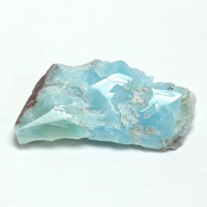 天然ラリマー原石4g|標本用