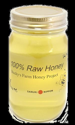 菜の花 天然生蜂蜜【Bucky's Honey】