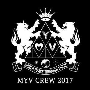 """MIYAVI ファンクラブ """"MYV CREW"""" 2017年度会員"""
