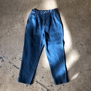 ALL HOURS : 11.5OZ STRETCH DENIM PANTS   Color : FADE