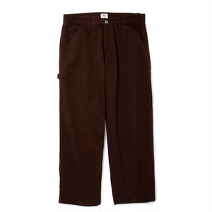 "Just Right ""LST Painter Chino Cloth"" Brown"