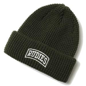 RUDIE'S / ルーディーズ | EMBER KNITCAP - Olive