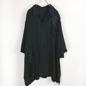 8.23入荷分 残り10枚 keisukeyoneda Embroidery  souvenir shirt