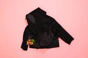 Inside Out   kung fu JKT 【BLACK】