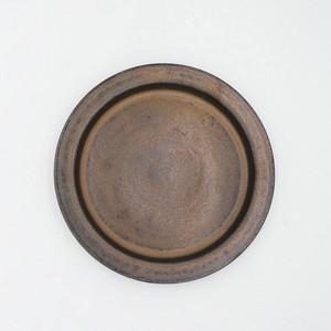 Ancient Pottery  (エイシェントポタリー)  PLATE  (プレート)  Lサイズ  【BRASS】