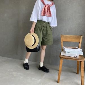 Gurkha half pants【khaki】
