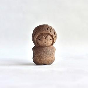 木彫り土偶(小・勝坂B)