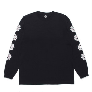 受注商品 MASTERMIND LOGO LONG SLEEVE T-SHIRT / BLACK
