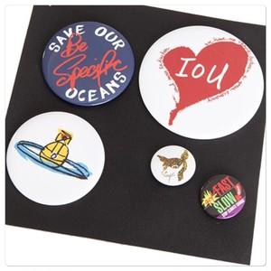 Vivienne Westwood Anglomania Avon Badges 5p Set