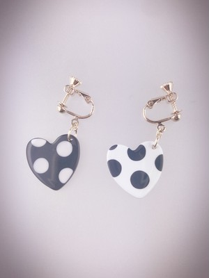 ◎SK brothers◎ドットearring ハート