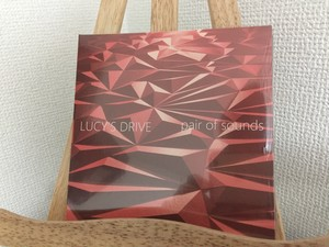 LUCY'S DRIVE / pair of sounds-red (CD)