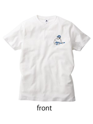 Island Chill T-Shirt (white)