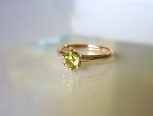 マリガーネットとK10の指輪