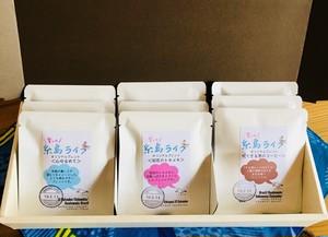 【愛しの糸島ライフ コラボコーヒー】 オリジナルブレンド3種 ドリップバッグセット【3種×4袋=計12袋】
