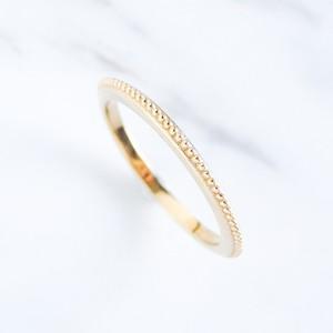 simple mil ring
