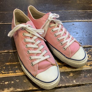 80s CONVERCE ALLSTAR LOW PINK