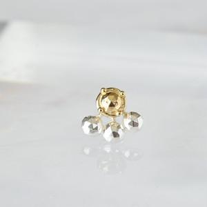 rosecut結合 pierce (1×3) -1 piece