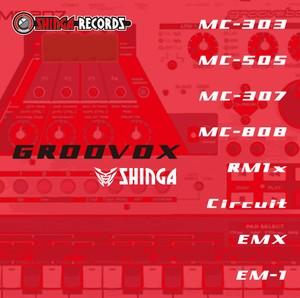 GROOVOX [SHINGA]