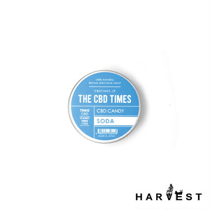 "【THE CBD TIMES】CBDCANDY 70MG ""SODA"""