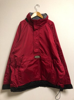 2000's Abercrombie & Fitch pullover jacket