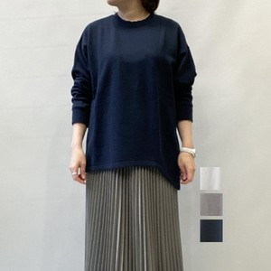 FLORENT(フローレント) Cotton Oversize Sweat Pullover 2021春物新作[送料無料]