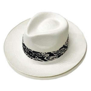 """TOQUILLA HAT"" (WHITE) / RUDE GALLERY"