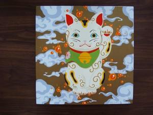 【25-5】 今野剛秀 「Prosper Toys : 猫」