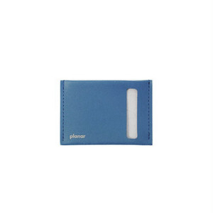 Wallet S -Blue Plain-