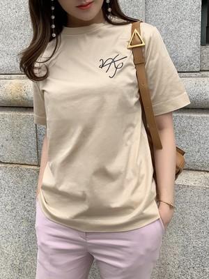 【予約】capricorn rogo tee / beige (4月下旬発送予定)