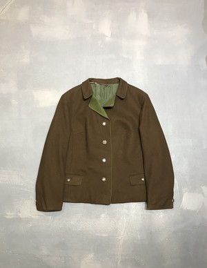Tyrolean Stand Collar Jacket [O-291]