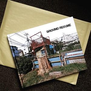 【限定1セット】写真集『GROUND RESUME』+2019年版『Ground Resume』ZINE A4