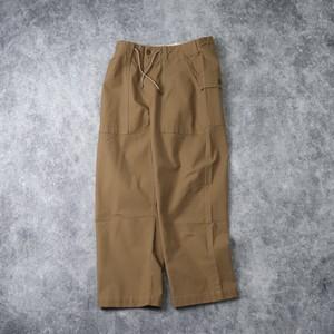""""""" Ranch Standard """"  Twill  Baker  Pants   ランチスタンダード ベイカーパンツ ストレッチツイル ベージュ 新品 RA20-107 A559"""