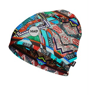 H.A.D. PRINTED FLEECE BEANIEcode: HA631-0598