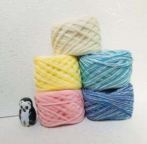 乙女のベーシック糸 5色セット90g