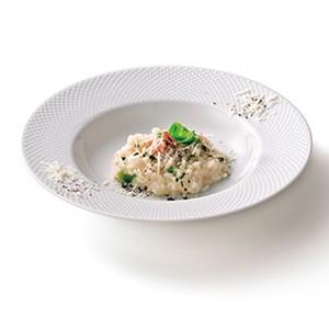 北海道海鮮リゾットと野菜スープ