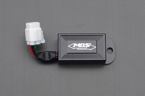 MOS O2センサーキャンセラー ブラック シグナスX Fi BW'S125