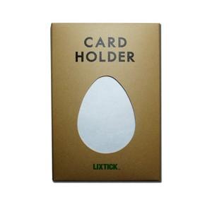 Lixtick Paper Card Holder ~WHITE~