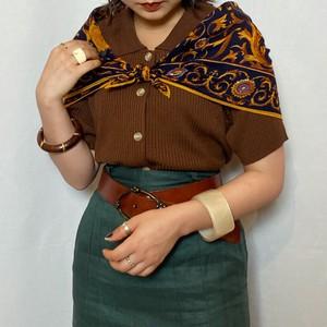 (PAL) rib knit tops